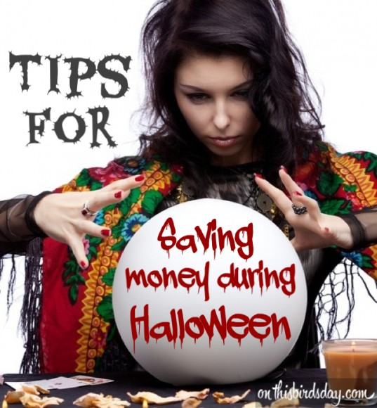 Tips for Saving Money During Halloween
