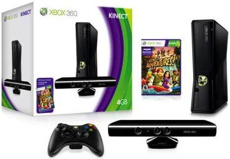 Xbox 360, Kinect Sensor and Dance Central 2   This Bird's Day