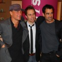 Woody Harrelson, Sam Rockwell and Colin Farrell