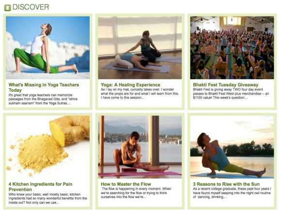 My Yoga Online Screen Shot 3