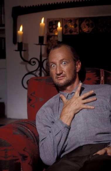 photo copyrights to Robert Englund, photo used with permission