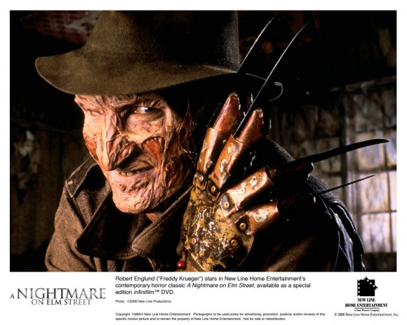 photo copyrights to Robert Englund, phto used with permission