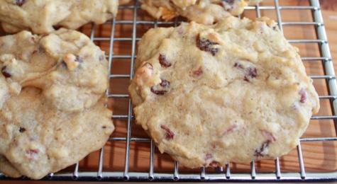 Persimmon Pecan Cookies Recipe
