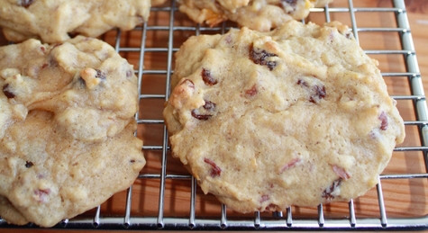 Persimmon Pecan Cookies Recipe