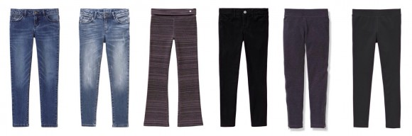 Pants from Joe Fresh for Back to School Visa program