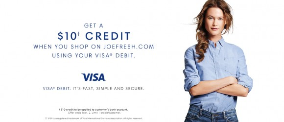 Visa-Debit-Joe-Fresh-Promotion