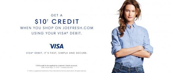 Visa-Debit-Joe-Fresh-Promotion