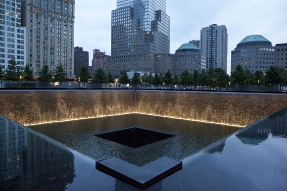 9/11 Memorial - photo copyright: NYC Company - photographer Marley White