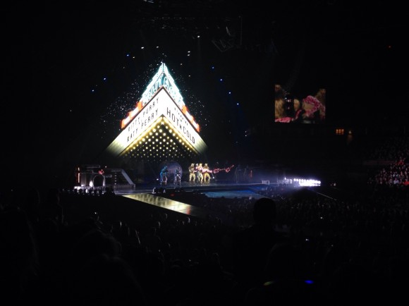 Katy Perry in Edmonton