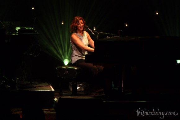 Sarah McLachlan in Edmonton, Shine On Tour