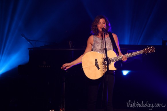 Sarah McLachlan, Shine On Tour in Edmonton.