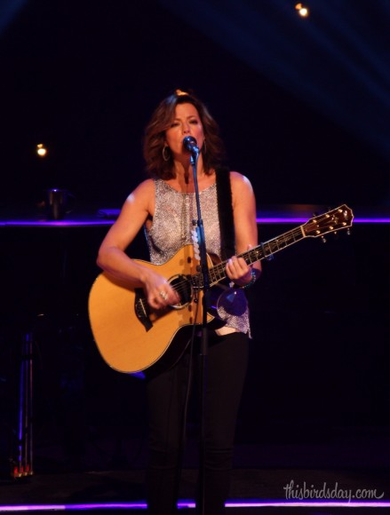Sarah McLachlan in Edmonton with the Shine On Tour