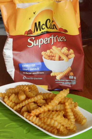 McCain Crinkle Cut Superfries