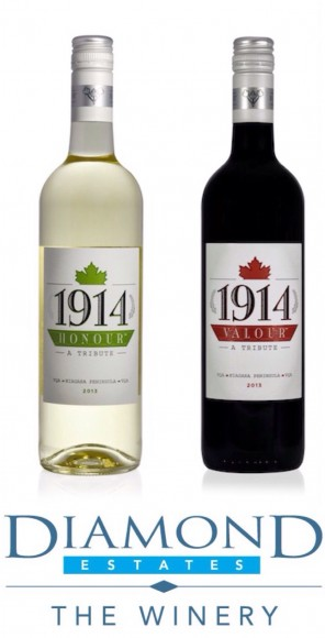 1914 Honour and Valour Wines donate money from each wine sold to the True Patriot Love Foundation